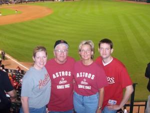 Sherry, Dennis, Tricia & Chris 2006