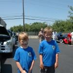 Tyler & Trevor Dolejsi (Dennis' grandsons)