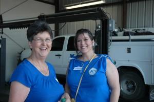 Friends of the Foundation, Harriett & Donna