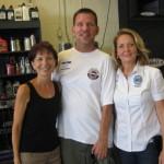 Rebecca, Keith & Patricia @ Fundraiser
